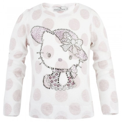 Hello Kitty Victoria Casal Couture Spotted Tee