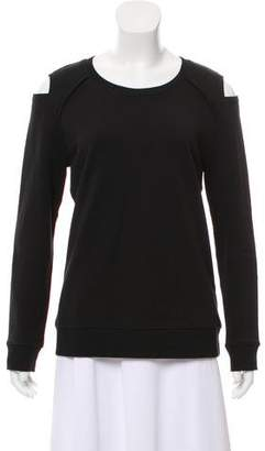 Tess Giberson Long Sleeve Cutout Top