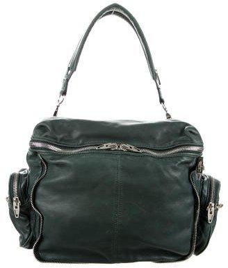 Alexander WangAlexander Wang Leather Jane Bag
