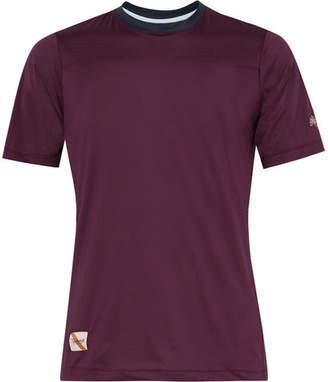 Tracksmith Twilight Stretch-Mesh T-Shirt
