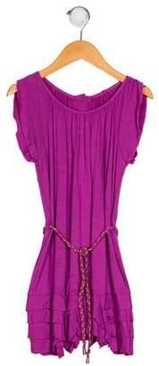 Imoga Girls' Knit Shift Dress
