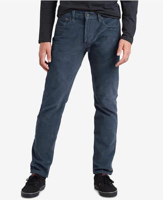 Levi's Men's 502 Regular Tapered Corduroy Pants