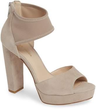 Pelle Moda Pauli Platform Sandal
