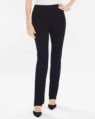 Travelers Collection Full-Length Crepe Pants