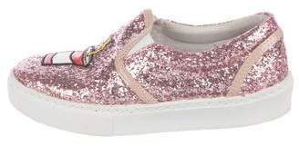 Chiara Ferragni Hot Dog Glitter Sneakers