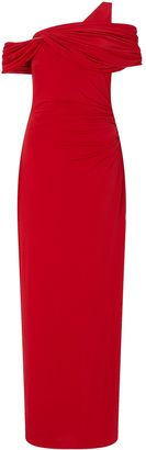 Ariella Endra off the shoulder dress