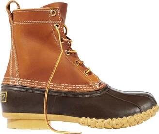 "L.L. Bean L.L.Bean Women's 8"" Thinsulate Bean Boots: The Original Duck Boot"