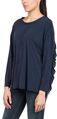 Replay Women's W3185 .000.22542 Long Sleeve Top