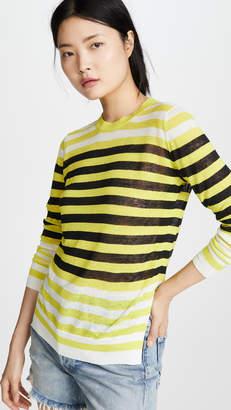Diane von Furstenberg Kayla Linen Sweater