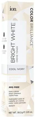 Ion Bright White Creme Toner Cool Ivory