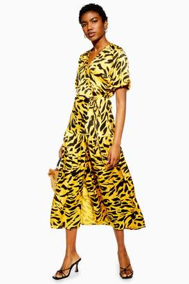 Topshop Uk Fashion For Women Yellow Shopstyle R3jL54A