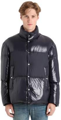 Moncler Aynard Laquè Nylon Down Jacket