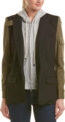 Central Park West Division St. Army Jacket