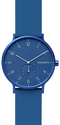 Skagen Aaren Kulor Blue Analogue Watch SKW6508