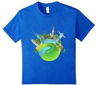 Travel Around The World T-Shirt