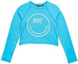 Nike Older Girl Hydroguard Cover Up