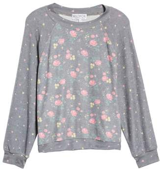 Wildfox Couture Hazy Bloom Sommers Sweatshirt