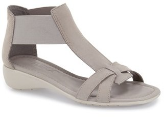 THE FLEXX 'Band Together' Sandal $109.95 thestylecure.com