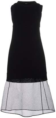 Neil Barrett 3/4 length dresses