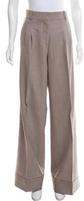 Marc Jacobs High-Rise Wool Pants