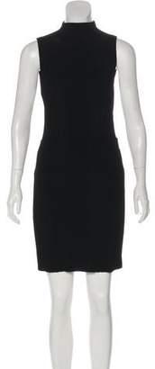 Alexander McQueen Cutout Mini Dress