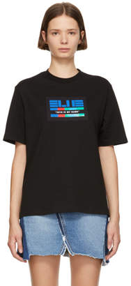 Sjyp Black Blueprint T-Shirt