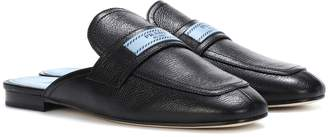 Prada Leather slippers