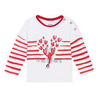 Catimini Baby Girls' CN10143 Long-Sleeved Top