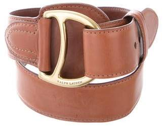 Ralph Lauren Leather Hip Belt