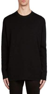 Acne Studios Nicha Regular Fit Wool Blend Sweater