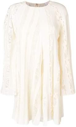 Chloé lace shift dress