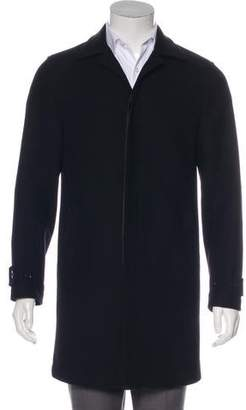 Theory Wool & Cashmere Car Coat