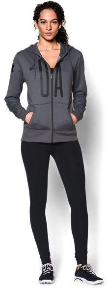 Women's UA Storm Armour® Fleece Full-Zip Graphic Hoodie