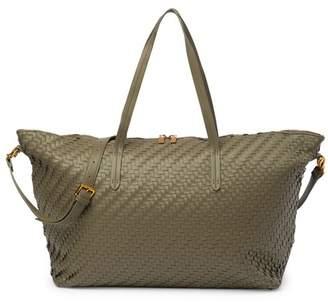 Deux Lux Dey Woven Weekend Bag