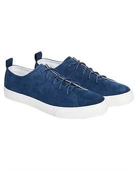 Saturdays NYC Mike Low Suede Sneaker
