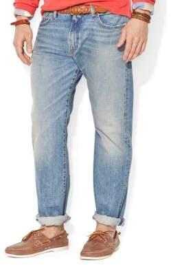 Polo Ralph Lauren Straight-Fit Lightweight Jeans