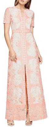 Women's Bcbgmaxazria 'Cailean' Burnout Lace Gown $368 thestylecure.com
