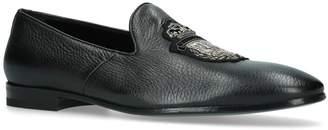 Billionaire Crest Loafers