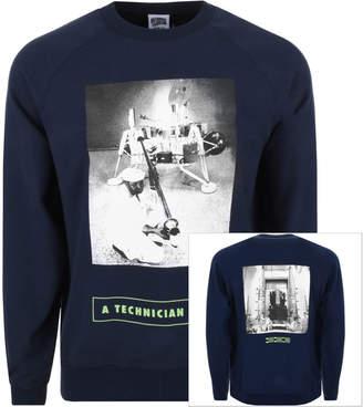 Billionaire Boys Club Technician Sweatshirt Navy