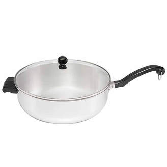 Farberware 6-qt. Stainless Steel Chef's Pan
