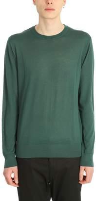Lanvin Green Cashmere Knit