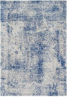 nuLoom Vintage Willena Rug - Blue