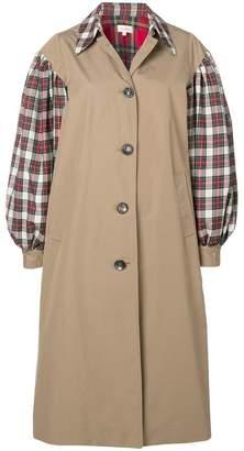 Isa Arfen Olivia trench coat