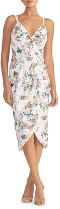 Rachel Roy Caroline Floral Sequined Dress