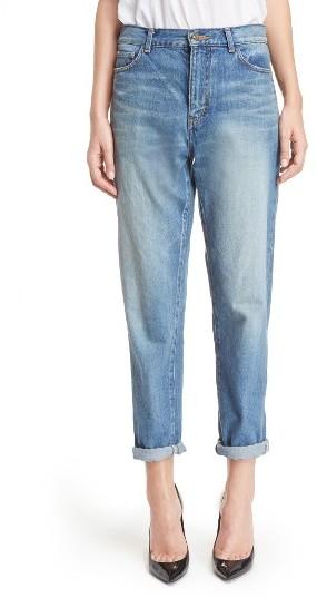 Saint LaurentWomen's Saint Laurent Boyfriend Jeans