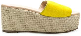 Solange Sandals flat wedge sandals