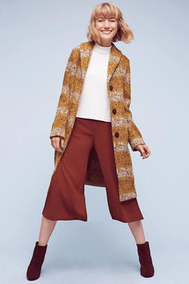 Tabitha Harvest Sweater Coat $268 thestylecure.com
