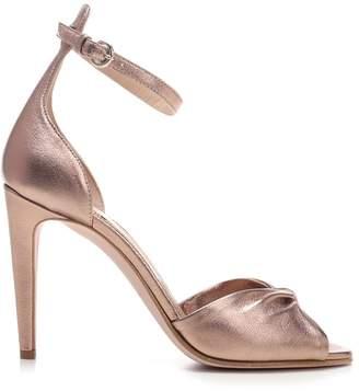 RED Valentino Twisted Detail Stilletto Sandals
