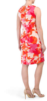 Taylor Faux Wrap Tulip Dress