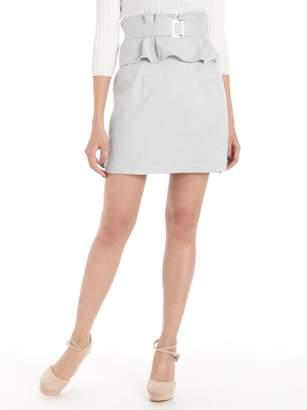 CECIL McBEE (セシル マクビー) - セシルマクビー 取り外しペプラムタイトスカート